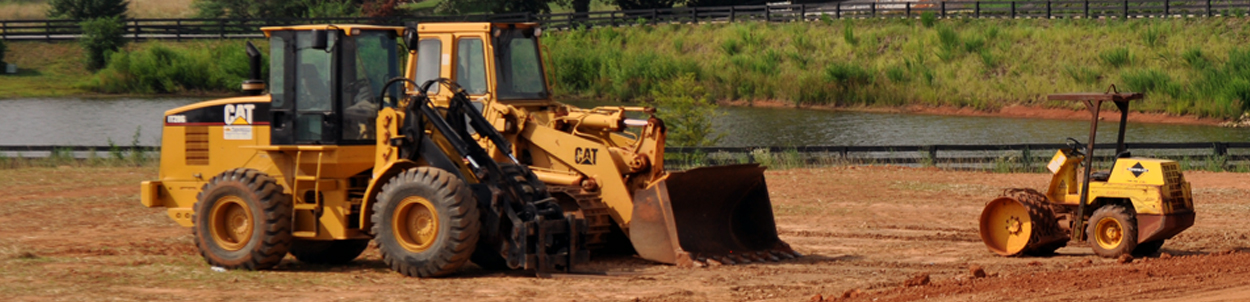 Grading and Excavating Services